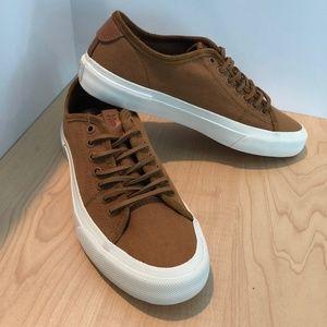 FRYE Ludlow Low Top Sneakers Cognac